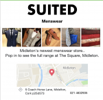 Suited Menswear